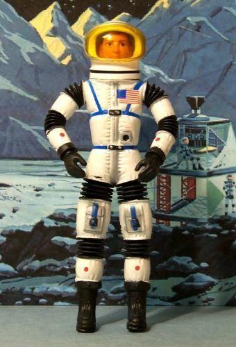 Mattel Toys' Astronaut, Major Matt Mason