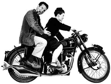 Charles and Ray Eames (Photo via Library of Congress)