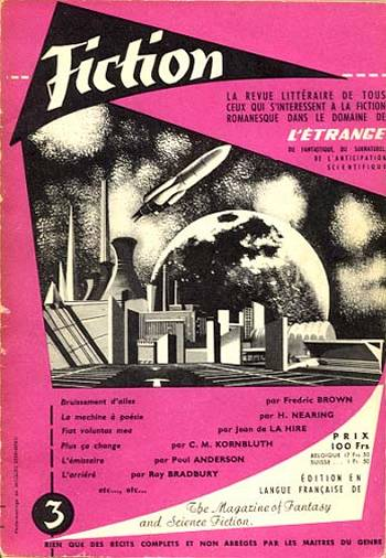 Fiction N° 3, February 1954