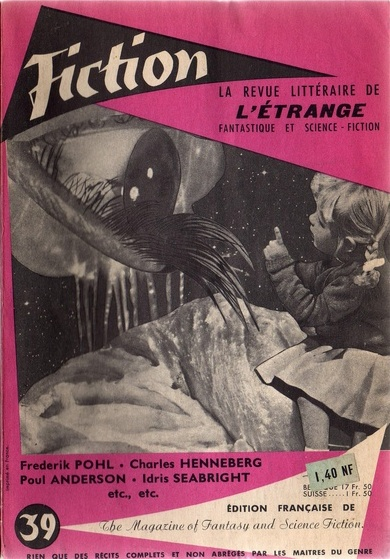 Fiction N° 39, February 1957